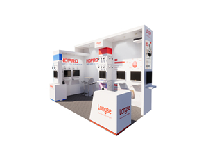 Longse and TOAN PHAT will be together showing latest products at Secutech Vietnam 2018, from August 16 - 18, 2018.
