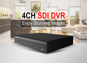 4CH SDI DVR, a great way to view your places situation with new app.